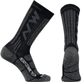 Northwave Husky Ceramic Tech 2 High Socks black